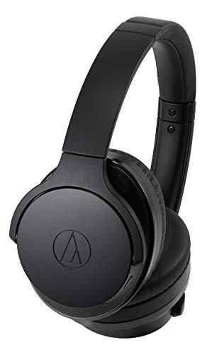 Audio Technica ATH ANC900BT QuietPoint Wireless Active Noise Cancelling Headphones