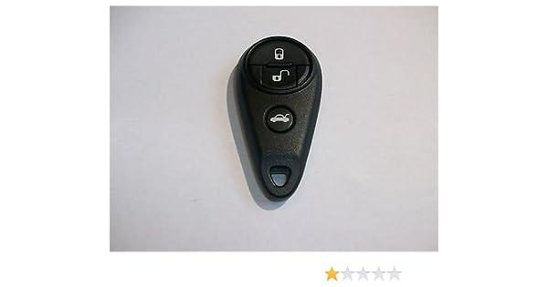 Amazon.com: TWB1U819 SUBARU Factory OEM KEY FOB Keyless ...