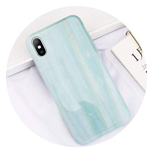 Glitter Powder Marble Phone Case for iPhone 7 Plus Cases for iPhone X 8 7 6 6S Plus Glossy Stone Silicone Soft Back Cover,8361,for iPhone 7 Plus