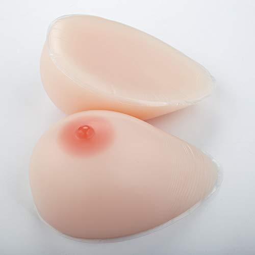 Mastectomia In Bra Forme Silicone Della Del Inserti Pelle Seno Silicone Bianca A Al Protesi Intera Per Fxwj autoadesiva Colore Hfw6xqF