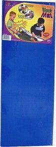 - Nilo Two Sided Block Mat -Blue by Nilo Toys by Nilo Toys