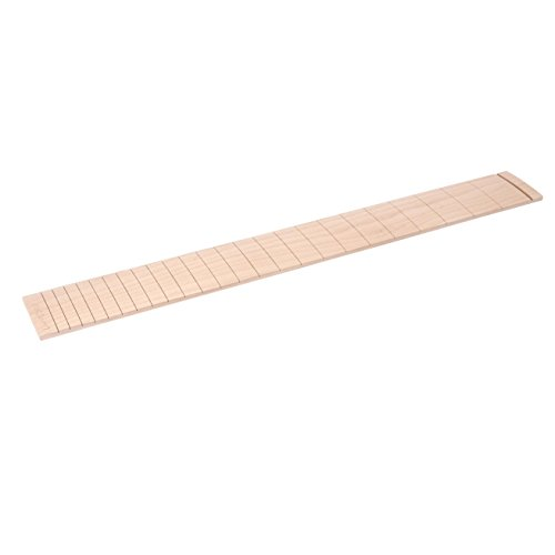 StewMac Slotted Fingerboard for Fender Guitar, Compound Radius, ()