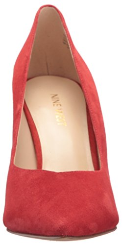Nine West Damen Whistles Pumps Rot