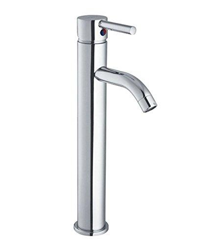 Gyps Faucet Basin Mixer Tap Waterfall Faucet Antique Bathroom Mixer Bar Mixer Shower Set Tap antique bathroom faucet The single hole plus high basin cold water tap Christmas,Modern Bath Mixer Tap Ba