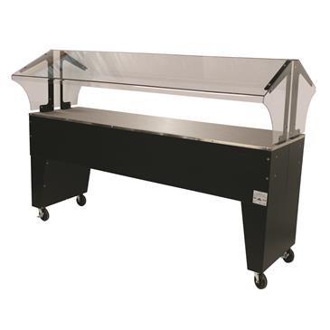 Advance Tabco B5-STU-B Portable Solid Top Buffet Table (Solid Top Portable Buffet Table)