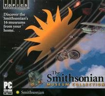 Software : Smithsonian Museum Collection (2 CD ROM Jewel Case)