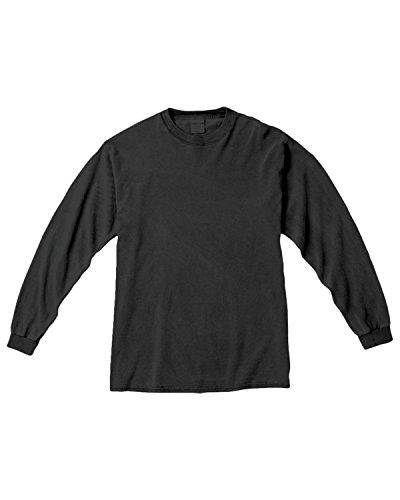 Adult Heavyweight Long Sleeve T-shirt - A Product of Comfort Colors Adult Heavyweight RS Long-Sleeve T-Shirt -Bulk Disc