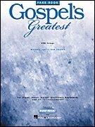 Gospel's Greatest (Fake Books)
