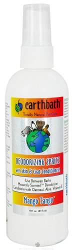 Earthbath Deodorizing Spritz For Dogs Mango Tango — 8 fl oz, My Pet Supplies