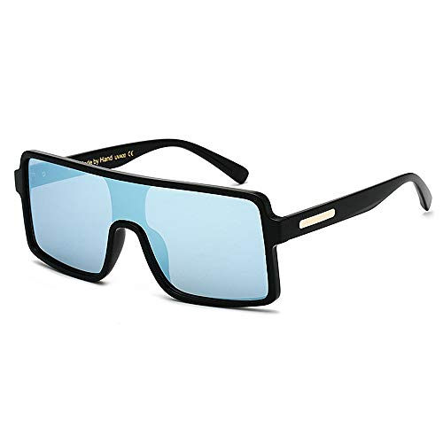 Vidrios Gafas De Sol Mujer Vintage Gran forma cuadrada Gafas de sol de gran  tamaño para b8a8a5635613