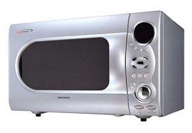 Daewoo KOC1BOK 1000w 34 litre combination silver microwave: Amazon