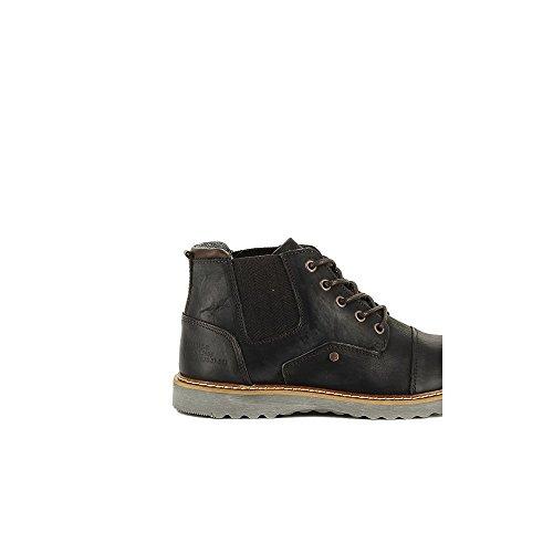 Bullboxer 719-K5-6173A Zapatos de cordones Hombre negro, EU 45