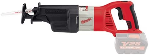 Bare-Tool Milwaukee 0719-20 Sawzall M28 28Volt Lithium-Ion Cordless Reciprocating Saw Tool Only, No Battery