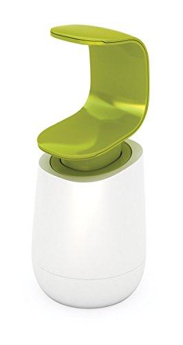 Joseph Joseph 85053 C-Pump Single-Handed Soap Dispenser, White