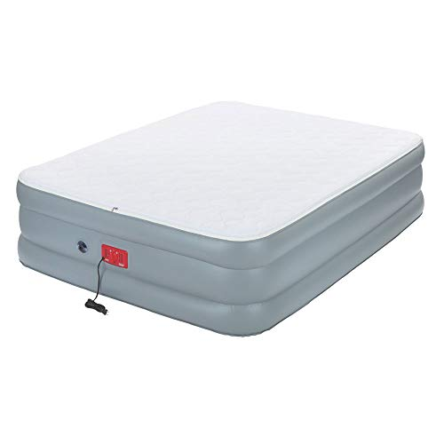 coleman airbed with built in pump - 4