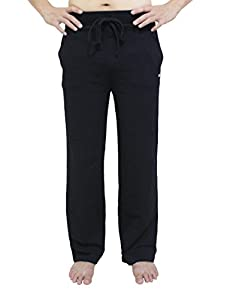 YogaAddict Men's Yoga Long Pants, Pilates, Fitness, Workout, Casual, Lounge, Sleep, Martial Arts Pants (Sale Price)