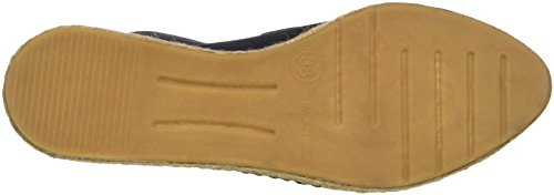 Fred de la Bretoniere Loafer/Slipper, Espadrillas Donna Blu (Blu Scuro E)