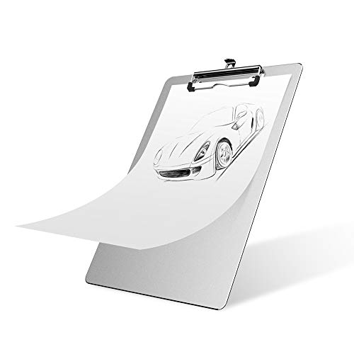 VAYDEER Clipboard Aluminum 8 8x12 4inches Business product image