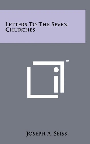 Letters To The Seven Churches pdf