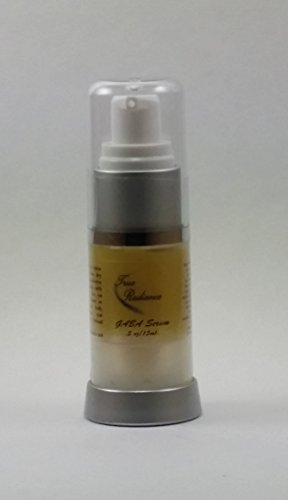#1 Anti Aging Serum Gaba Freeze 24/7 Serum for Skin Tightening, Firming and Sagging Prevention. Has 17% Gaba (Gamma Amino Butryic Acid) Causes Crease Release, Hyaluronic Acid 10%, Pepha®-tight, Dmae, Co Enzyme Q10, Alpha Lipoic Acid. Paraben Free! 15ml/.5 Oz