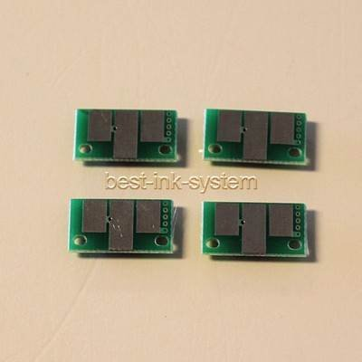 Simplyitem © 4 NEW Imaging Drum Unit reset chips for Konica Minolta Bizhub C250 252 IU-210K