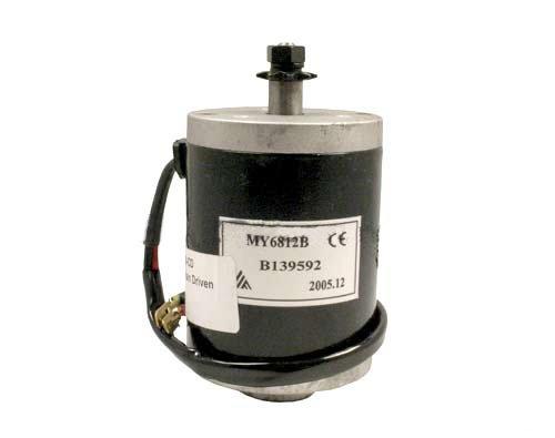 (AlveyTech 24 Volt 100 Watt Electric Motor for Razor E100, E124, E150, and E175)