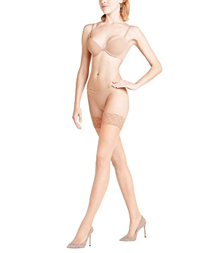 FALKE Damen Stay-Ups, ultra-transparent