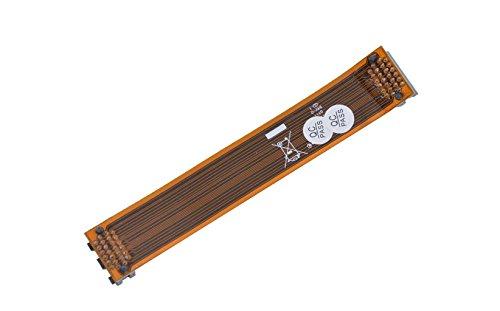 Eathtek Replacement for ASUS Nvidia 120mm Long VGA Card SLI Flexible Bridge Cable interconnect Connector (Cable Nvidia Sli)