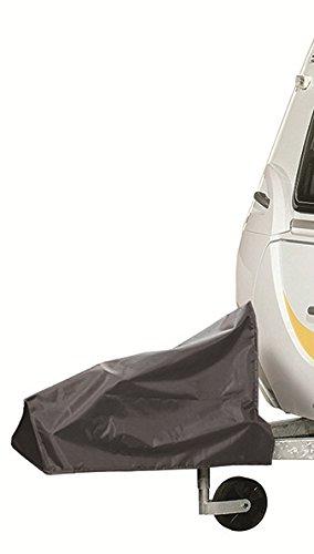 Streetwize SWHC1 Universal Nylon Caravan Hitch Cover - Grey
