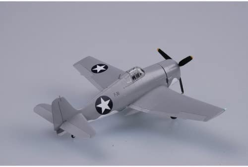 1942-nuevo Easy Model 37296-1//72 f6f Hellcat