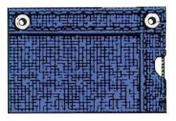 Super Blue Tarp - 5