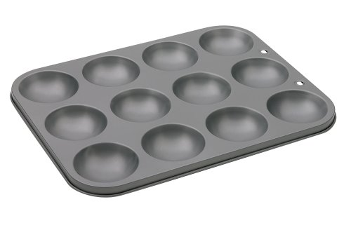 Swift Faringdon Collection Bakers Pride Non-Stick 12 Cup Mince Pie/Mini Muffin Pan Carbon Steel 29 x 22 x 2 cm / 11.75 x 8.5 x ()