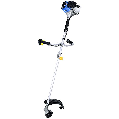 Blue Max 52623 Extreme Duty 2-Cycle Dual Line Trimmer and Brush Cutter, -