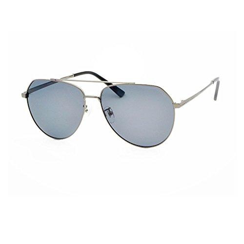 luz conducir para muje montura de Gafas conducir Gafas antivibratorias polarizadas La y al polarizadas para de gafas sol completa con gafas de sol sol aire de para Black libre es adecuada antideslumbrante A6w4AOaq