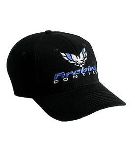 Pontiac Firebird Black Baseball Hat HRP