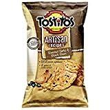 TOSTITOS Artisan Recipes Roasted Garlic and Black Bean Tortilla Chips (26 oz.)