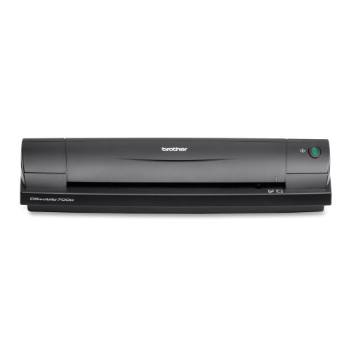 Brother DS700D Compact Duplex Scanner - Retail Packaging by Brother