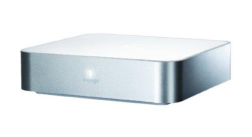 Iomega MiniMax FireWire 800/USB 2.0 1TB Desktop External Hard Drive 34937 (White)