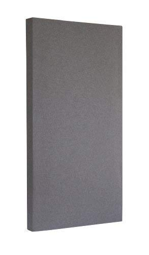 ATS Acoustic Panel 24x48x2, Fire Rated, Square Edge, Warm Grey Color ()