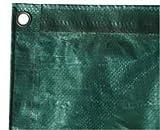 A.M. Leonard Polytuf All Purpose Utlity Tarp in Green - Various Sizes (12 x 14 Feet)