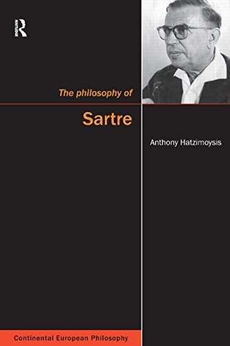 The Philosophy of Sartre (Continental European Philosophy)