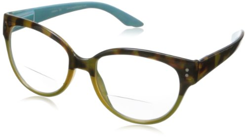 Peepers Maxine Bifocal Round Reading - Reading Glasses Amazon Round