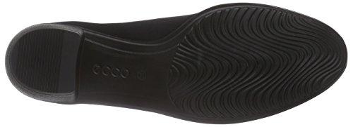BLACK51052 BLACK EccoECCO TOUCH Mujer Zapatos Tacón de Negro 35 S8qnSB