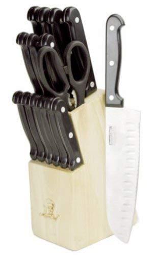 Amazon.com: MasterChef 15-Piece Juego de cuchillos: Kitchen ...