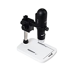 Levenhuk DTX 720 WiFi Digital Microscope wireless connection 10-200x 1Mpix digital camera