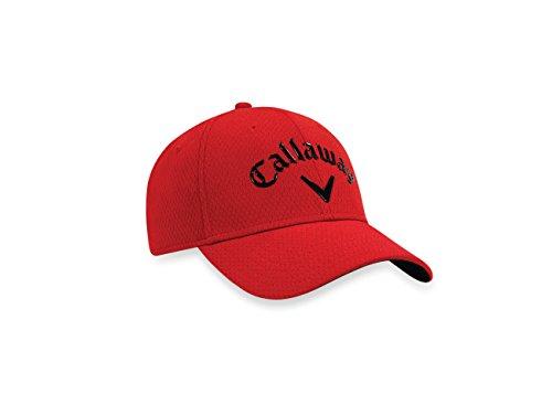 Negro Gorra Multicolor U Béisbol Hombre para de Rojo 5217093 Callaway 5qOza85