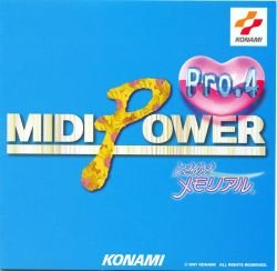 Midi Power Pro vol.4 ~ Tokimeki Memorial ~, used for sale  Delivered anywhere in USA