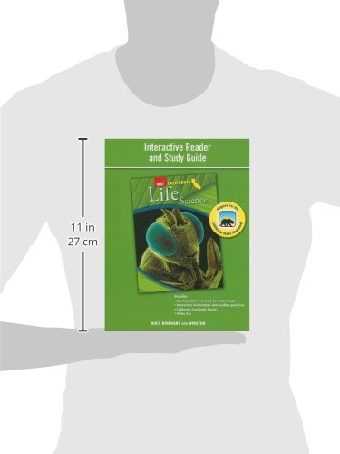 Science & Technology, Grade 6 Interactive Reader Study Guide