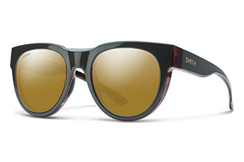 Smith Crusader Chromapop Polarized Sunglasses, Gravity Tort, Chromapop Polarized Bronze Mirror ()