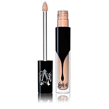 Kat Von D Lock-It Concealer Crème 5 Light - Neutral Undertone Size 0.22 oz